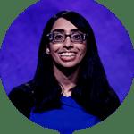 Ranjani Sheshadri on Jeopardy!