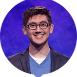 David Kleinman on Jeopardy!