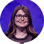 Amanda Graver on Jeopardy!