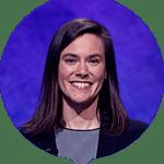 Sara Nies on Jeopardy!