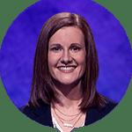 Kat Long on Jeopardy!