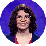 Johanna Schaufeld on Jeopardy!
