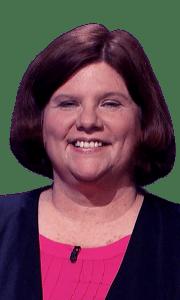 Nancy Schoppa on Jeopardy!