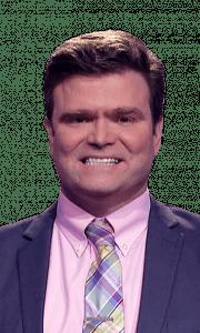 Eric R. Backes on Jeopardy!