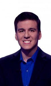 James Holzhauer on Jeopardy!