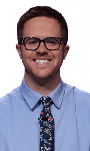 Conor Quinn on Jeopardy!