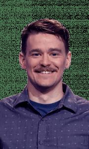 Sam Kavanaugh on Jeopardy!