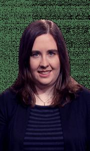 Heather Ringman on Jeopardy!