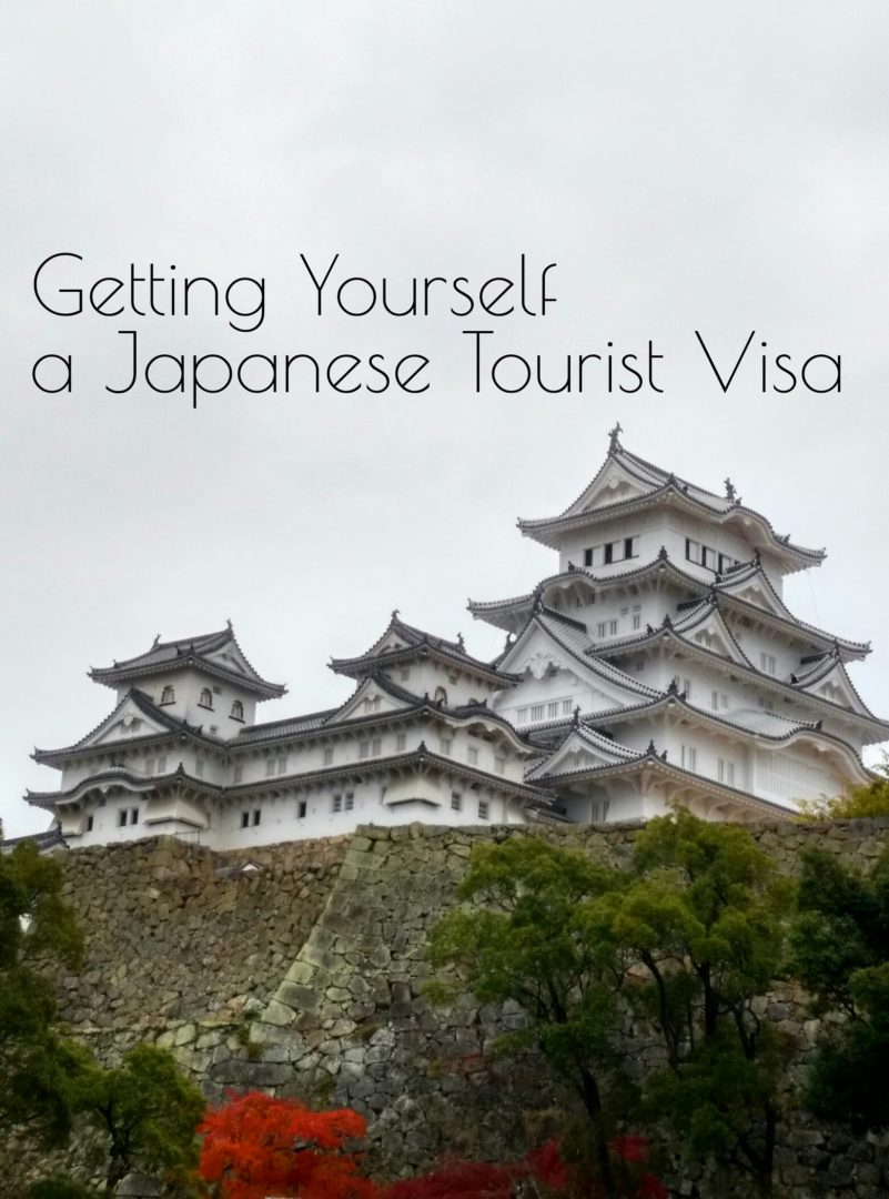 Getting Yourself A Japan Visa - A Filipino Traveler's Guide