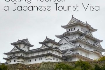 Getting Yourself A Japanese Tourist Visa - www.thejerny.com