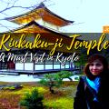 Kinkakuji Temple - www.thejerny.com