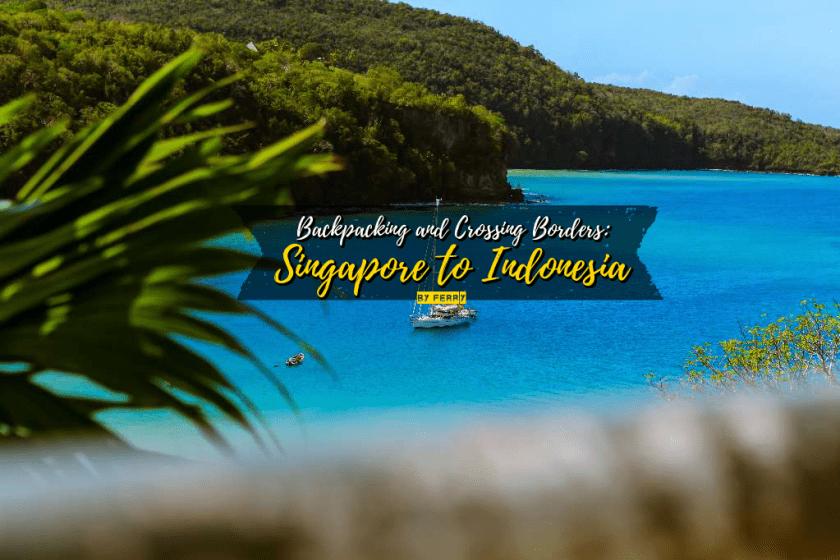 Singapore to Indonesia - http://thejerny.com