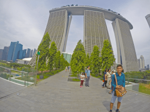 Marina Bay Sands - 8 Spots in Singapore - http://thejerny.com