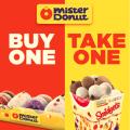 Buy1Take1_Mister DOnut - http://thejerny.com