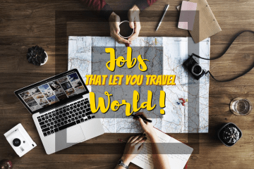 Jobs that let you travel the world - http://thejerny.com