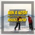 Win a 4d3n stay package in Niseko, Japan!