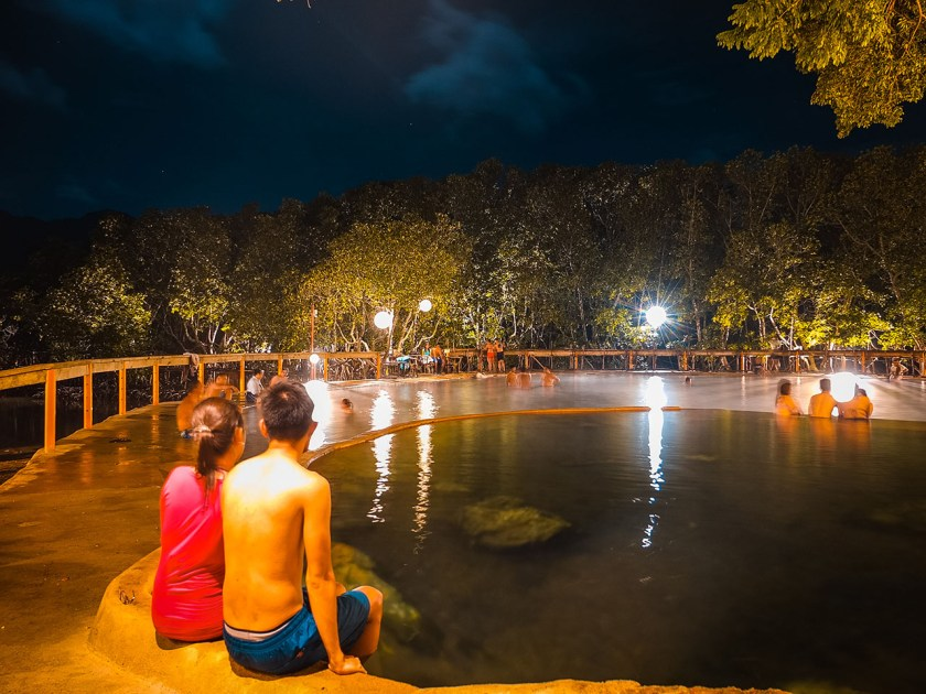Coron Town Tour - Maquinit Hot Springs - http://thejerny.com