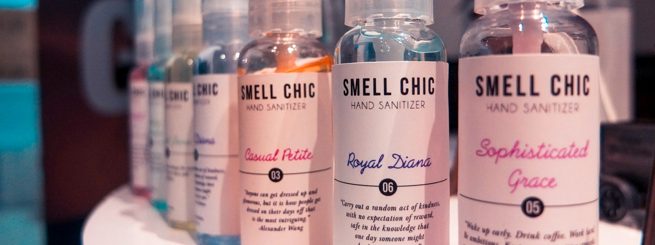 Smell Chic - http://thejerny.com