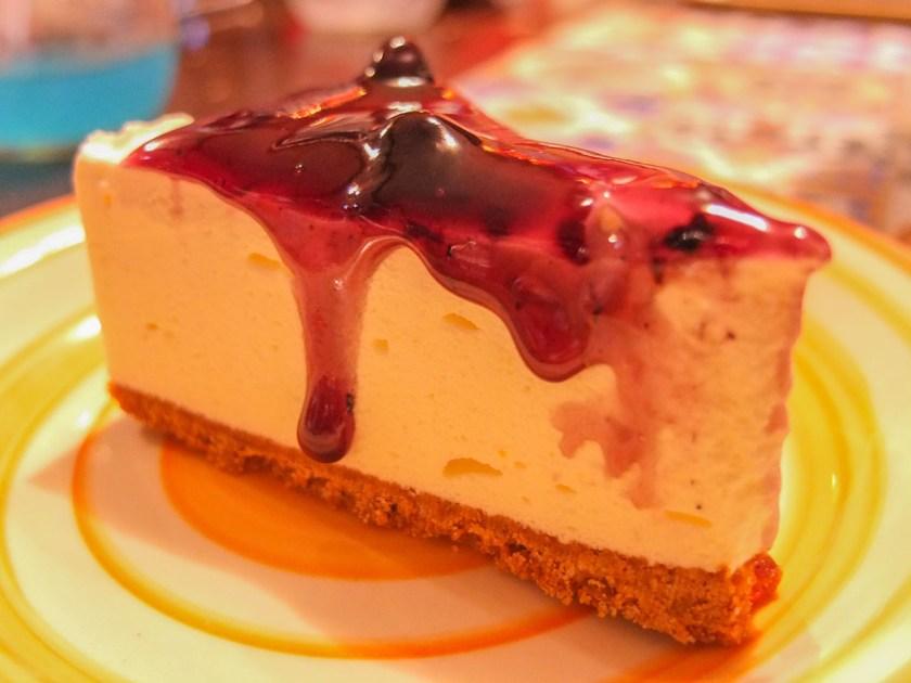 Buffalo Swing - Blueberry Cheesecake - http://thejerny.com