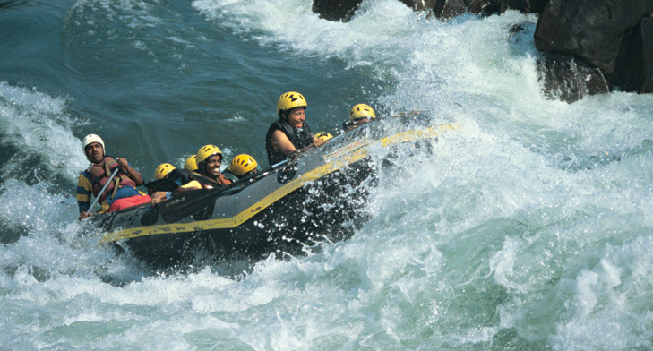 Top Things to Do and Places to Visit In Karnataka - White water Rafting - http://thejerny.com