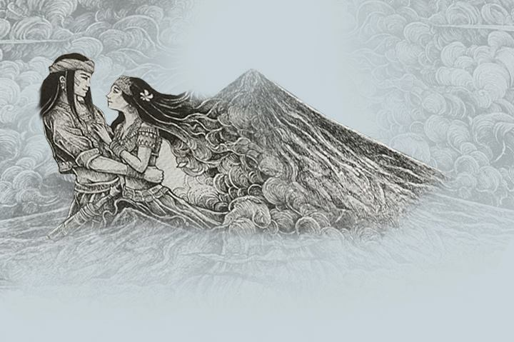 The Legend of Mayon Volcano - http://thejerny.com