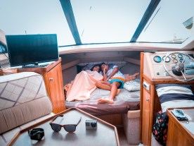 Tom's Cruise: Yacht Staycation - http://thejerny.com