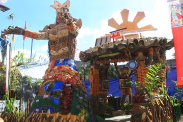 BEST AGRO-ECOTOURISM INSTALLATION WINNER - 2018