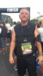Here I am finishing my 6th organized 5K in 3 years.
