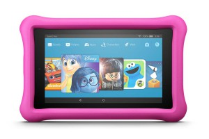 Fire HD 8 Kids Edition pink