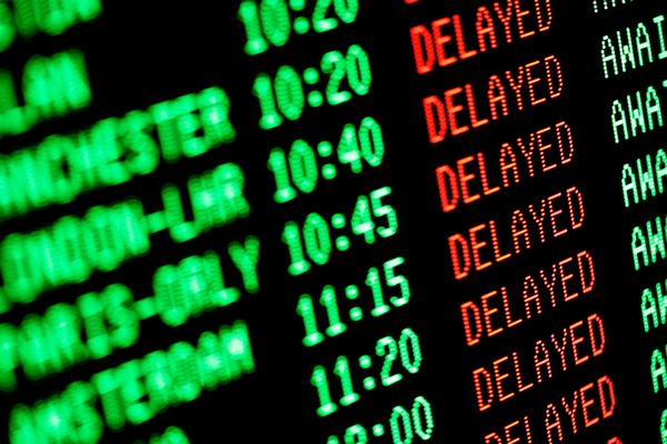 The Summer's Most Delayed Airports | The Jet Set