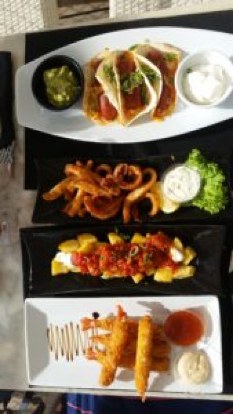 Cafe Mambo Ibiza Food Tapas Spain