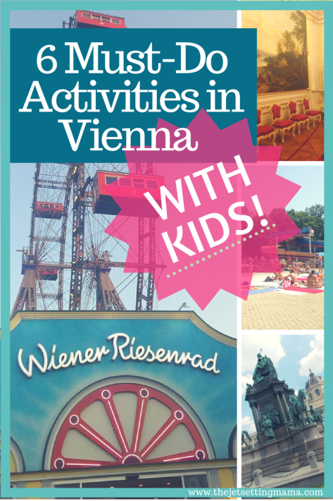 vienna kid-friendly activities