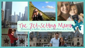 the jet-setting mama