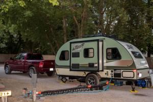 Mt. Shasta KOA Campsite