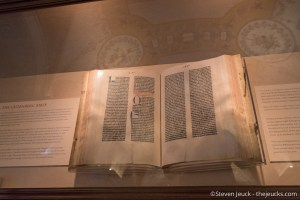 Gutenberg Bible, Library of Congress
