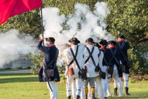 Virginia National Guard, Colonial Williamsburg