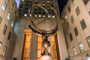 Atlas, Rockefeller Center