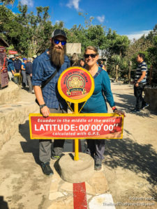 On the Equator