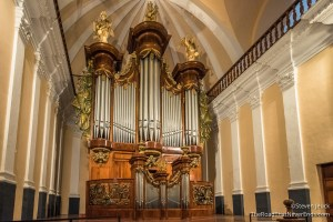 Organ in Basilica Catedral de Arequipa