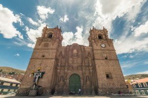 Catedral de Puno