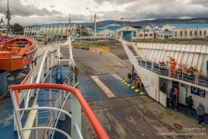 Ferry to Tierra del Fuego