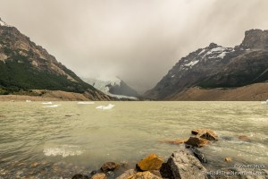 Laguna Torre and Grande Glacier