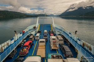 Chilean Ferry