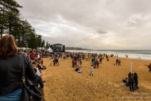 Manly Beach Concert