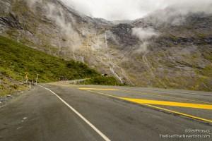 Milford Sound Highway Tunnel