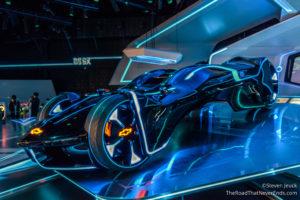 Chevrolet Tron Experience