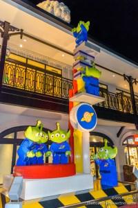 Disneytown Lego Store