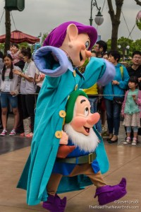 Dwarfs, Storybook Express Parade