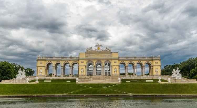 Schönbrunn Castle gardens