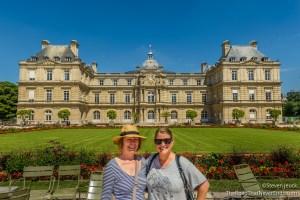 Luxemburg Gardens' Palace